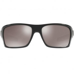Oakley Turbine Prizm Polarized Sunglasses - Polished Black
