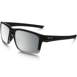 Oakley Mainlink Sunglasses - Grey Ink Fade/Chrome Iridium