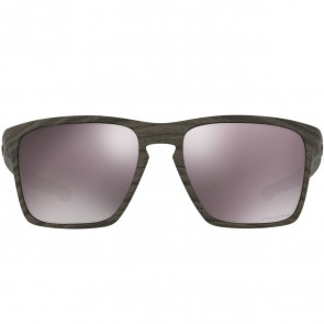 Oakley Sliver XL Polarized Sunglasses - Woodgrain/Prizm Daily