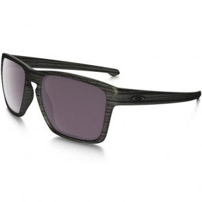Oakley Sliver XL Polarized Sunglasses - Woodgrain/Prizm Daily