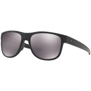 Oakley Crossrange R Prizm Sunglasses - Matte Black/Prizm Black Iridium