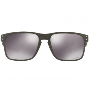 Oakley Holbrook Mix Sunglasses - Woodgrain/Prizm Black