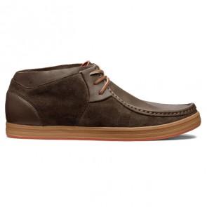 Olukai Pahono Mid Shoes - Seal Brown