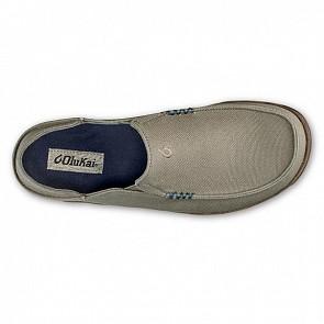 Olukai Moloa Kapa Shoes - Clay/Toffee