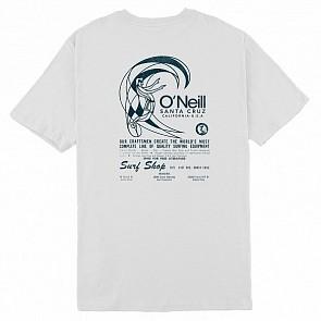 O'Neill Surf Shop Tee - White