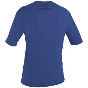 O'Neill Wetsuits Basic Skins Rash Tee - Pacific