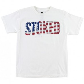 O'Neill Youth Stoked T-Shirt - White