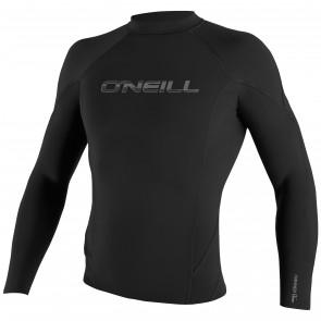 O'Neill Hammer 1.5mm Long Sleeve Crew - Black