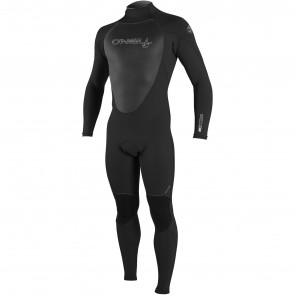 O'Neill Epic 5/4 Back Zip Wetsuit - Black
