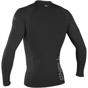 O'Neill Wetsuits HyperFreak Neo Skins Long Sleeve Rash Guard - Black