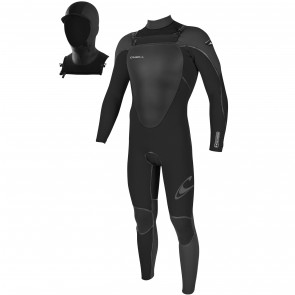 O'Neill Youth Mutant 5/4 Wetsuit with Hood - 2016