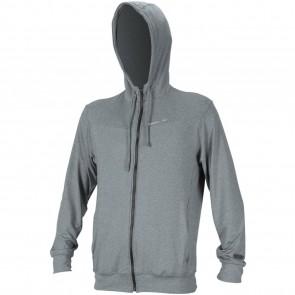 O'Neill Wetsuits Hybrid Sun Zip Hoodie - Cool Grey