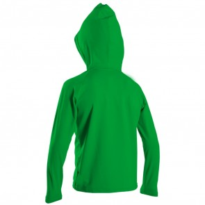 O'Neill Toddler Skins Hooded Long Sleeve Rash Tee - Clean Green
