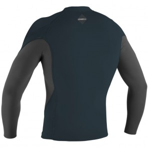 O'Neill Wetsuits HyperFreak 1.5mm Long Sleeve Jacket - Slate/Graphite
