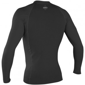 O'Neill Hyperfreak Neo Skins Long Sleeve Rash Guard - Black