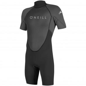 O'Neill Reactor II 2mm Short Sleeve Back Zip Spring Wetsuit