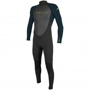 O'Neill Youth Reactor II 3/2 Back Zip Wetsuit