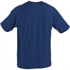 O'Neill 24-7 Traveler Rash Tee - Navy