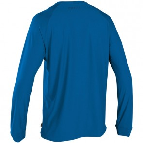 O'Neill Wetsuits 24-7 Traveler Long Sleeve Rash Tee - Ocean