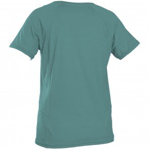 O'Neill Wetsuits Women's Graphic Rash Tee - Aqua Haze
