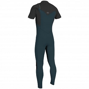 O'Neill HyperFreak 2mm Short Sleeve Chest Zip Wetsuit - 2019