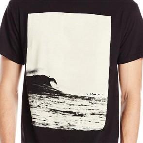 O'Neill Contrast T-Shirt - Black