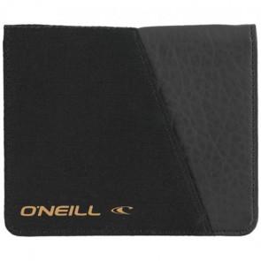 O'Neill Traveler Adventure Passport Wallet - Black