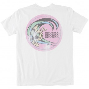 O'Neill Youth Wavecult T-Shirt - White