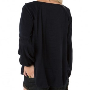 O'Neill Women's Dylan Long Sleeve Top - Stretch Limo