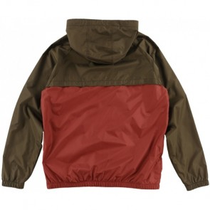 O'Neill Traveler Windbreaker Jacket - Brown
