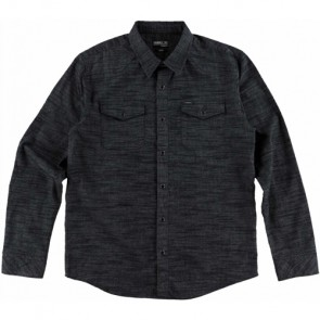 O'Neill Gates Long Sleeve Flannel - Black