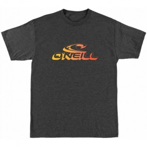 O'Neill Extra T-Shirt - Heather Black