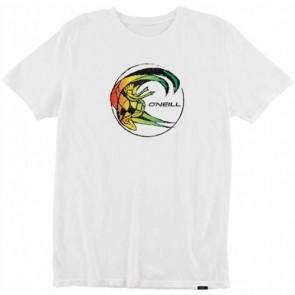 O'Neill Rasta Cult T-Shirt - White