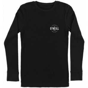 O'Neill Agent Thermal Long Sleeve Top - Black