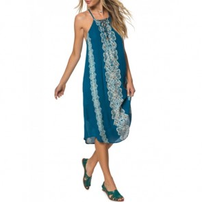 O'Neill Women's Nicole Dress - Cobalt Blue
