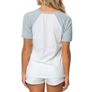 O'Neill Women's Take Ship T-Shirt - White