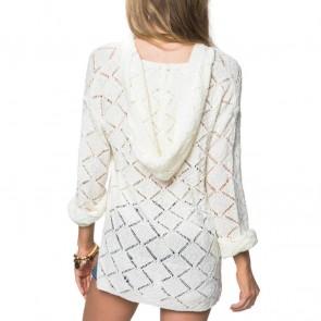 O'Neill Women's Starboard Hooded Sweater - Winter White