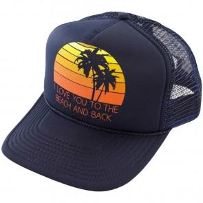 O'Neill Women's Solstice Trucker Hat - Dark Navy
