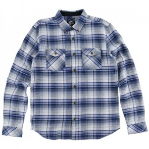 O'Neill Butler Long Sleeve Flannel - Royal Blue