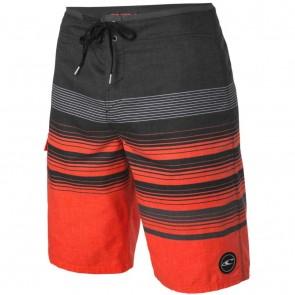 O'Neill Lennox Boardshorts - Neon Red