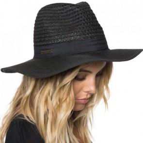 O'Neill Women's Vista Straw Hat - Black