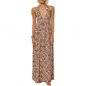 O'Neill Women's Dolley Maxi Dress - Blush