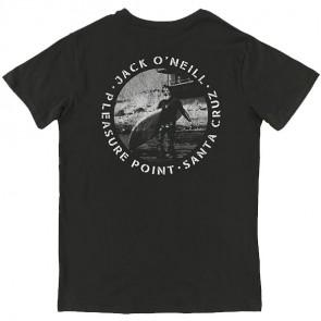 O'Neill Jack O'Neill Waverider T-Shirt - Black
