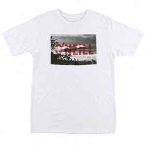 O'Neill Youth Third Reef T-Shirt - White