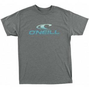O'Neill Hemisphere T-Shirt - Medium Heather Grey