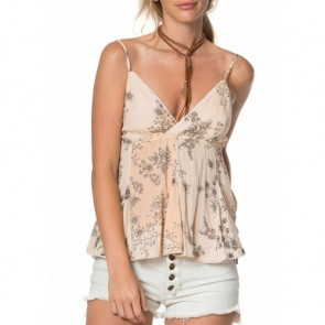 O'Neill Women's Vita Top - Guava