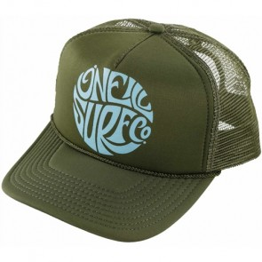 O'Neill Women's Beach Day Trucker Hat - Olive