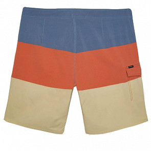 O'Neill Hyperfreak Blockade Boardshorts - Orange