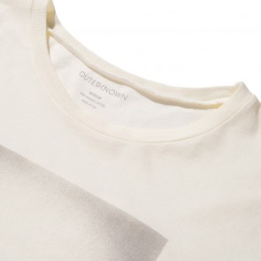 Outerknown Shaka Nomadic T-Shirt - Whitewater