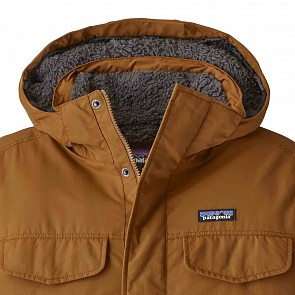 Patagonia Men's Isthmus Parka - Bence Brown
